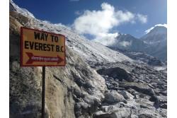 Trekking al campo base del Everest, Nepal